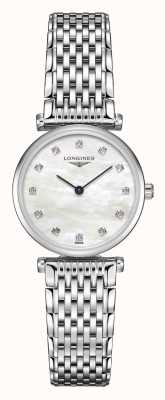 Longines | la grande classique de longines | damskie | szwajcarski kwarc | L42094876