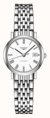 Longines | elegancka kolekcja | kobiety 25,5 mm | szwajcarski automatyczny | L43094116