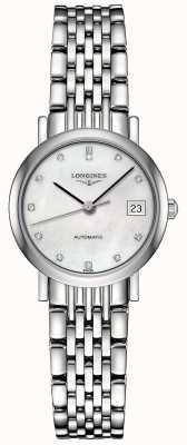 Longines | elegancka kolekcja | kobiety 25,5 mm | szwajcarski automatyczny | L43094876