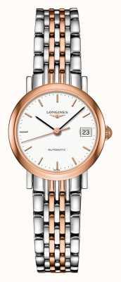 Longines | elegancka kolekcja | kobiety 25,5 mm | szwajcarski automatyczny | L43095127