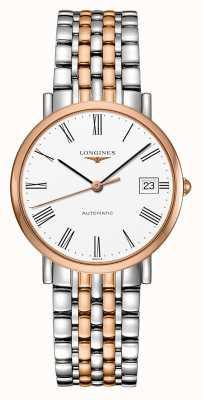Longines | elegancka kolekcja | 37 mm dla mężczyzn | szwajcarski automatyczny | L48105117