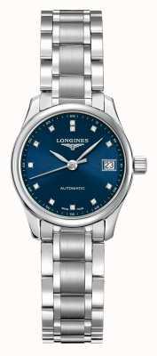 Longines | kolekcja główna | damskie | automatyczny L21284976