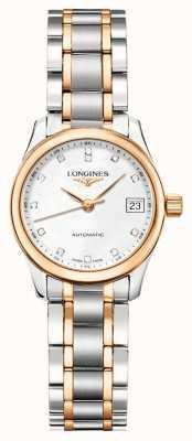 Longines | kolekcja główna | kobiety | automatyczne | L21285897