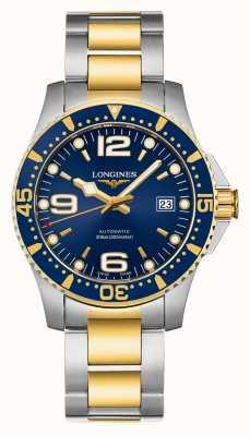 Longines | sport hydrokonquest | 41 mm dla mężczyzn | szwajcarski automatyczny | L37423967