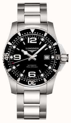 Longines | sport hydrokonquest | 41 mm dla mężczyzn | szwajcarski automatyczny | L37424566