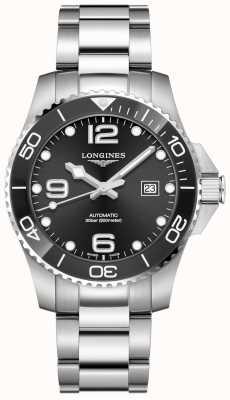Longines | ceramika hydrokonkietowa | 43 mm męskie | szwajcarski automatyczny | L37824566