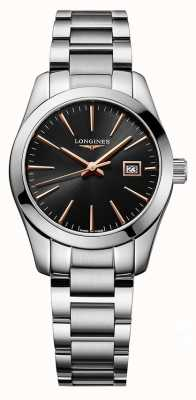 Longines | podbój klasyczny | damskie | szwajcarski zegarek L22864526