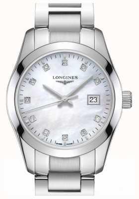 Longines | klasyczny podbój | kobiety | szwajcarski zegarek L22864876