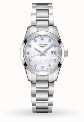 Longines | podbój klasyczny | damskie | szwajcarski zegarek L22864876