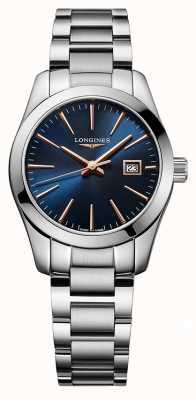 Longines | podbój klasyczny | damskie | szwajcarski kwarc | L22864926