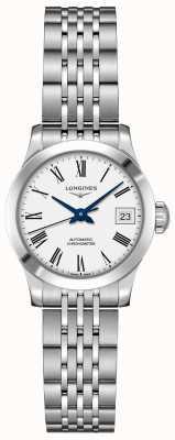 Longines | rekord | damskie | szwajcarski automatyczny L23204116