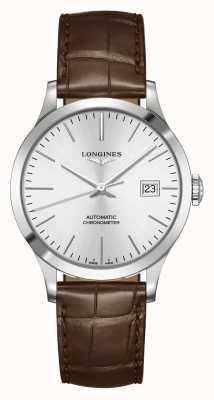 Longines | zapis | męskie | szwajcarski automatyczny | L28204722