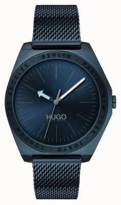 HUGO #act | niebieska siatka ip | niebieska tarcza 1530109