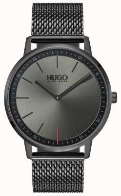 HUGO #exist | szara siatka ip | szara tarcza 1520012