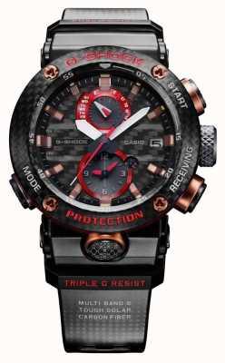 Casio | gravitymaster | osłona rdzenia węglowego | czerwony węgiel | GWR-B1000X-1AER