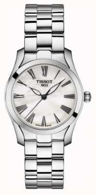 Tissot | t-wave | bransoleta ze stali nierdzewnej dla kobiet | Matka perły T1122101111300