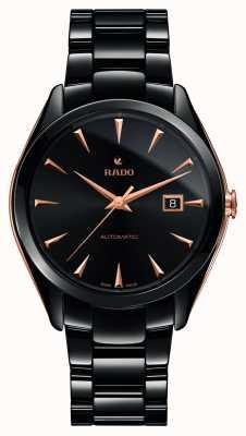 Rado Zaawansowany technologicznie zegarek ceramiczny Hyperchrome z plazmą R32252162
