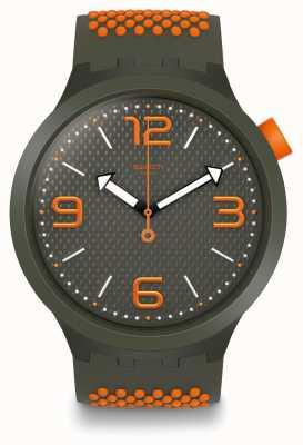 Swatch | duży pogrubienie | zegarek bbbeauty | SO27M101