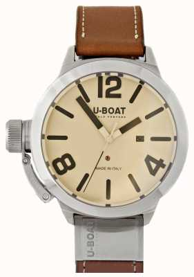 U-Boat Wolfram Classico 50 jako 2 kremowe pokrętło 8091