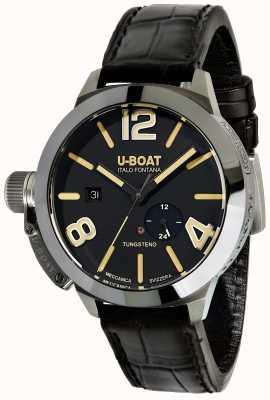 U-Boat Pasek ze skóry aligatora Classico 40 Stratos 9002