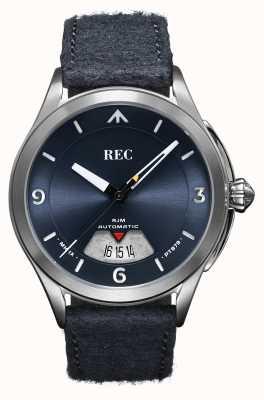 REC | pt879 mk ix spitfire | Bluebird edycja limitowana | automatyczny RJM-04