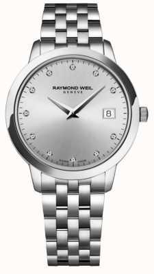 Raymond Weil Damskie | toccata | diament | srebrna tarcza 5388-ST-65081