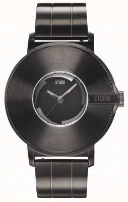 STORM | kamera v6 łupek | edycja limitowana | bransoletka ze stali 47463/SL