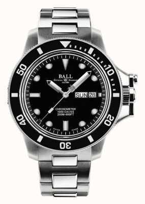 Ball Watch Company Inżynier męski węglowodór | oryginał | automatyczny nierdzewny DM2118B-SCJ-BK