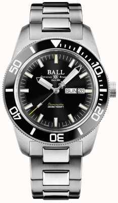 Ball Watch Company | inżynier inżynier ii | dziedzictwo skindiver | DM3308A-SC-BK