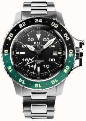 Ball Watch Company | inżynier węglowodorów | aerogmt ii | DG2018C-S11C-BK