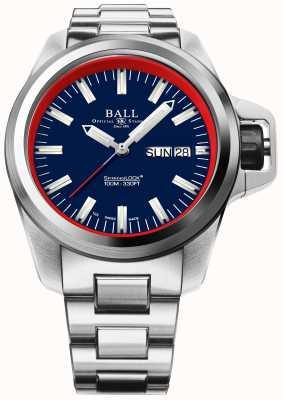Ball Watch Company | inżynier węglowodorów | devgru | edycja limitowana NM3200C-SJ-BERD