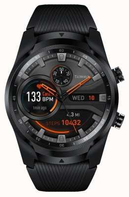 TicWatch Pro 4g lte esim | czarny | smartwatch wearos PRO4G-WF11018-136247