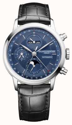 Baume & Mercier Classima | pełny kalendarz | automatyczne | chronograf M0A10484