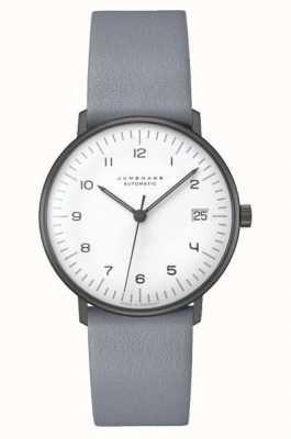 Junghans Max rachunek automatyczny | 34 mm czarno-biały 027/4006.04