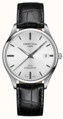Certina Męskie | ds-8 | zegarek chronometryczny | C0334511603100