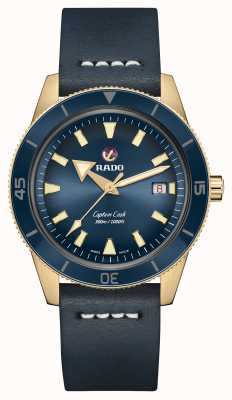 RADO XL 'Captain Cook' Automatic Bronze R32504205