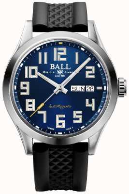 Ball Watch Company Engineer III Starlight | czarny gumowy pasek | niebieska tarcza | NM2182C-P12-BE1