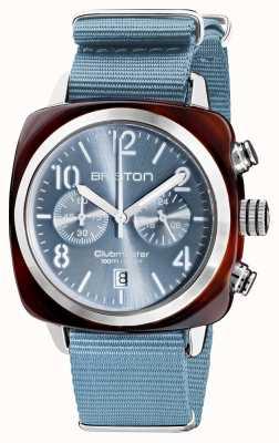 Briston Clubmaster classic | chronograf | 19140.SA.T.25.NIB