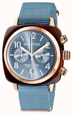 Briston Clubmaster classic | chronograf | 19140.PRA.T.25.NIB