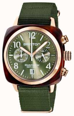 Briston Clubmaster classic | chronograf | 19140.PRA.T.26.NOL
