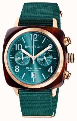 Briston Clubmaster classic | chronograf | 19140.PRA.T.27.NE