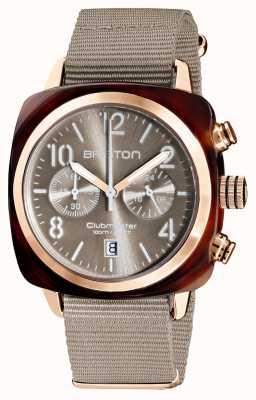 Briston Clubmaster classic | chronograf | 19140.PRA.T.30.NT