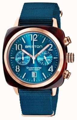 Briston Clubmaster classic | chronograf | 19140.PRA.T.31.NBD