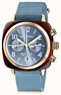 Briston Clubmaster classic | chronograf | 19140.PYA.T.25.NIB