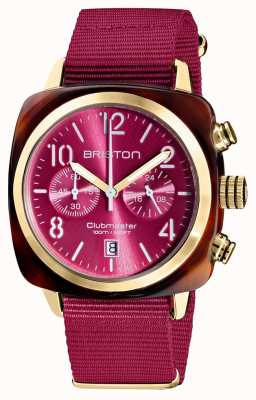 Briston Clubmaster classic | chronograf | 19140.PYA.T.28.NBER