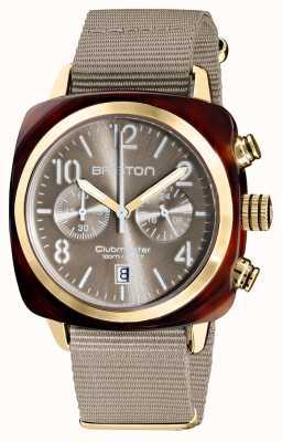 Briston Clubmaster classic | chronograf | 19140.PYA.T.30.NT