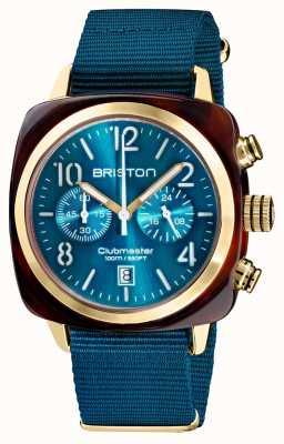 Briston Clubmaster classic | chronograf | 19140.PYA.T.31.NBD