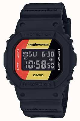 Casio G-shock setna piętnasta edycja limitowana DW-5600HDR-1ER