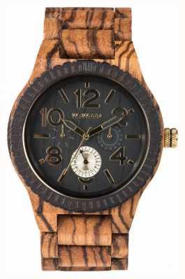 WeWood Kardo Zebrano edycja limitowana drewniana 70322721