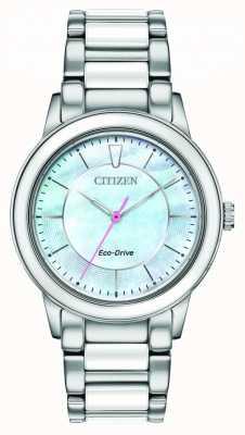 Citizen | kobiety | eco-drive | jasnoniebieska tarcza EM0740-53D